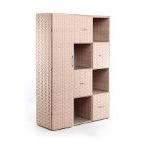 Мебель из ротанга Шкаф Лего-М