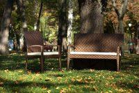 Мебель из ротанга Серия Калифорния