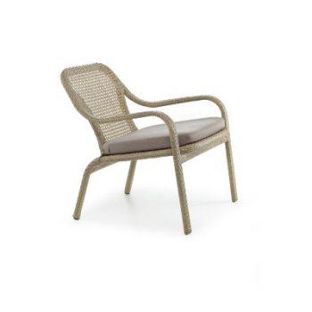 Кресло ротанговое Лэйзи
