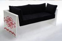 Мебель из ротанга Серия Оригами