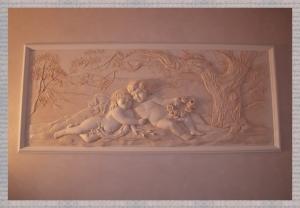 Художественная роспись, лепка, барельефы
