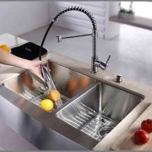 Сантехника на кухню и в ванну купить смеситель гранфест 3023